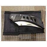 KNIFE ITH CASE
