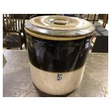 5 GALLON CROCK WITH LID