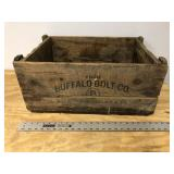 BUFFALO BOLT CO. CRATE