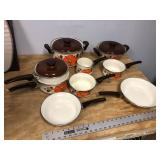 VINTAGE PAN SET IN EXCELLENT CONDITION