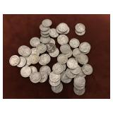 LARGE LOT OF BUFFALO NICKELS WITH DATES