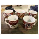 CAMBELLS CUPS