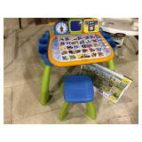 CHILDRENS LEARNING TABLE