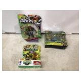 NEW NINJA TURTLES LOT