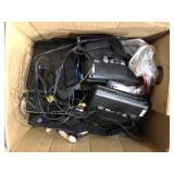 CAR TV SCREENS LOT
