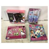 NEW GIRLS TOYS LOT