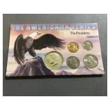 THE AMERICAN SERIES COINS
