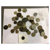 FOREIGN AND ANCIENT COINS