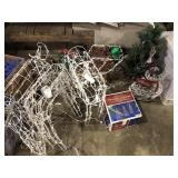 CHRISTMAS DECOR LOT