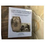 JAMES RIVER STONEWARE BOOK