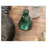 GREEN GLASS INK