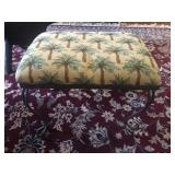 PALM TREE FOOT STOOL