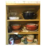 PYREX CABINET