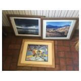 LOT OF 6 FRAMED PICTURES