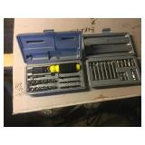 LOT OF 2 TOOL SETS