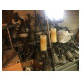 LARGE LOT OF INDUSTRIAL LIGHTING