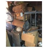 LARGE LOT OF SCRAP METAL