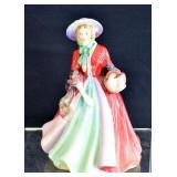 "Vintage Paragon Figurine "" Lady Marilyn"""