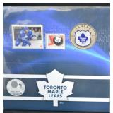 2014 RCM Toronto Maple Leaf .25c Coin & Stamp