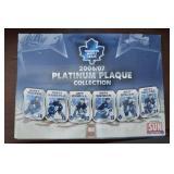 2006 / 7 TML Platinum Plaque Collection
