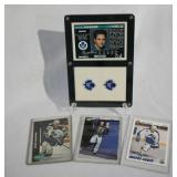 4 pcs Doug Gilmour TML Hockey Cards