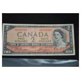1954 CAD $2 Devil