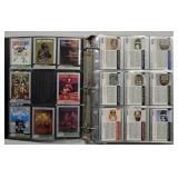Large Lot Vintage Football Cards In Binder 90