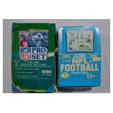 45 pks NFL 1990 Player Cards