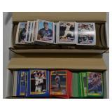 1989 / 90 Topps & Score Loose Baseball Cards
