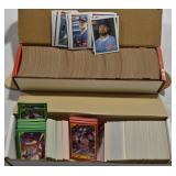 1991 Topps & Score Loose Baseball Cards