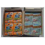 46 pcs Donruss Wax Packs 1990/91