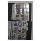 Binder Lot Baseball Cards 1988/90