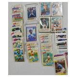 Lrg Lot Baseball Cards Includes Team Packs Ect