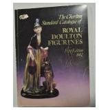 Royal Doulton Figurines Reference Book 1st Ed