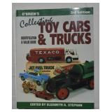 Toy Cars & Trucks Reference Guide