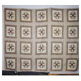 Vintage Quilt (Hand Stitched) Gently Used