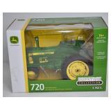 John Deere 720 Tractor  Die Cast