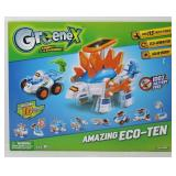 Greenex Connects to The Environment Building Set