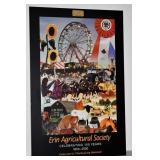 Erin Fair Year 2000 Commemorative Plaque