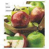 $100 Gift Card -  Hillsburgh Foodland