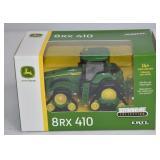 John Deere 8RX 410 Tracked Tractor  Premier Equip.