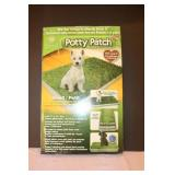 Potty Patch-indoor washroom for dogs