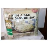 Double size bed in a bag- unused