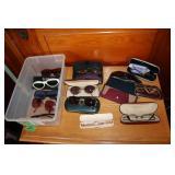Sunglasses & cases