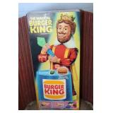 """The Magical Burger King 20"""" tall- unopened"""