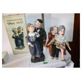 Jacqueline Kent Collection- Town Folks & elderly