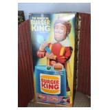 "The Magical Burger King 20"" tall"