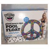 pool float, new in box