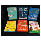 Dr. Suess Hardcover Books