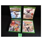 Xbox Games Lot (4)